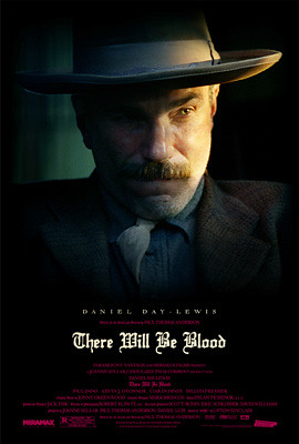 There Will Be Blood (2007) poster