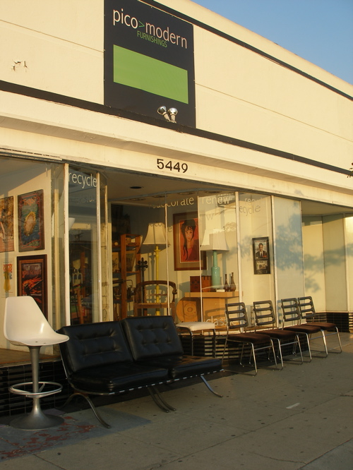 Pico Modern Furnishings in LA