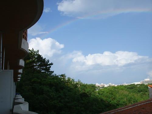 Regenbogen 虹