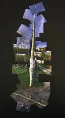 Street Lamp, Dunholme | Inspired by David Hockney