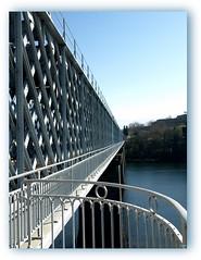 Puente Internacional Tuy-Valena (Cancela de Sas) Tags: bridges puentes pontes valena tuy romio betterthangood