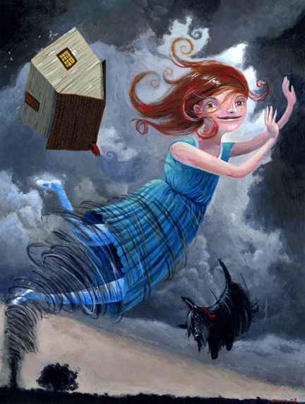 Dorothy, Tornado (Todo!)