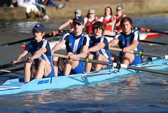 Bedford School Fours Rowers (Greg Webb Photographer) Tags: water sport race river boats bedford boat team head great competition row racing rowing ouse oars watersport