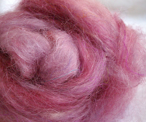 rosy roving