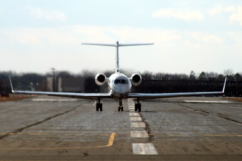 Private Jet Ground Tests width=