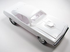 Model Art Cars