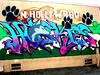 North Hollywood Huskies (Ableleeskies) Tags: street school color art colors graffiti crazy high mural montana colorful noho good no north murals can spray graffity clean crew valley hollywood frame illegal letter ho graff dope legal cru spraycan crue dtk tsl sevent