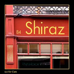 Shiraz in Cambridge (Sir Cam @camdiary) Tags: cambridge england reflections restaurant persian poem iran persia regentstreet shiraz sufi mystic islamic ghazal sircam farsprovince حافظشیرازی hafezshirazi