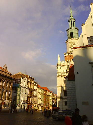 Town Hall in Poznan 2