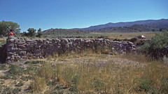 Mountain Meadows Massacre Monument Utah - 1978 (tonopah06) Tags: party mountain monument train wagon utah massacre meadows trail spanish arkansas immigrants lds mormons emigrant emigrants fancher mountainmeadowsmassacre mountainmeadowsmonument