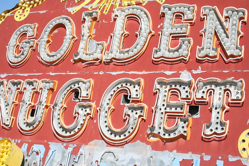 las vegas sign graveyard. Las Vegas Sign Graveyard