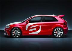 Audi A3 TDI Clubsport Quattro Concept 3