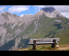 have a seat please (managerri) Tags: mountain landscape austria montagna gerri tirolo blueribbonwinner flickrsbest golddragon mywinners anawesomeshot theperfectphotographer goldstaraward