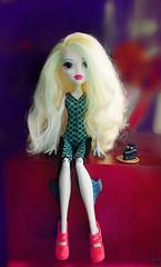 . (Elina-Doll) Tags: lagoona blue teen hangout monster high doll mattel