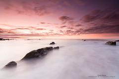 Barrika beach (Pruden Barquin) Tags: paisaje landscape largaexposicion longexposure sedas seascape seacatabrian sea marcantabrico costa coast nikon tokina1116