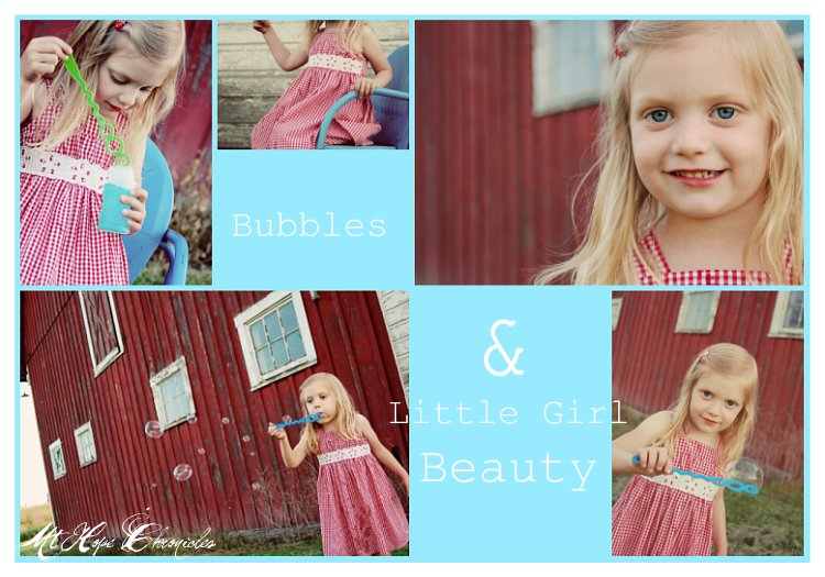 Bubbles and Beauty