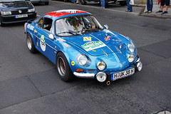 Alpine A110 (Damors) Tags: auto uk blue b roof red copyright berlin classic car all rally hamburg basement royal plate hannover renault h exotic alpine rights dh tc license hh blau parkplatz dach reserved morten kk rallye datsun 240 concepts meilenwerk sz rotes kennzeichen klassik a110 diepholz voituresanciennes autobild hamburgberlin exotisches worldcars exoticsonroad 240sz schwend 07109