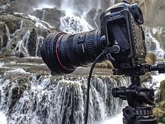 Falling Springs Waterfall(ej37)