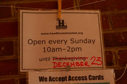 headhouse square date change