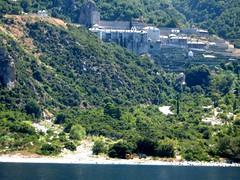 (cod_gabriel) Tags: sea mountain abbey seaside mare aegean mount holy greece monastery grecia griechenland litoral grce grece athos grcia mountathos munte griekenland yunanistan monasteries grekland aegeansea grecja holymountain manastire   egee manastiri grkenland hellenicrepublic  grka grgorszg  monteathos  mareaegee ecko  sfant montathos  munteleathos monteatos    sfantulmunte    yunani         brdoatos athoszhegy         aynoroz