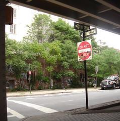 Brooklyn Street Signs