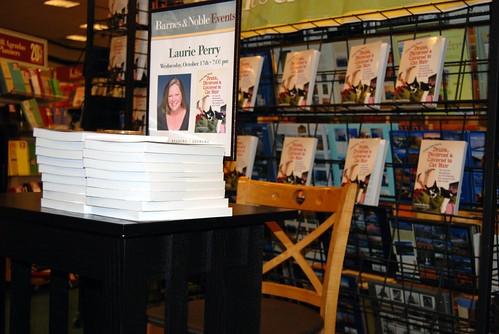 Crazy Aunt Purl Book Signing