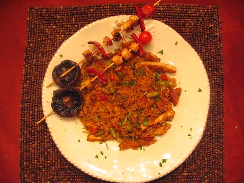 how to use paella seasoning