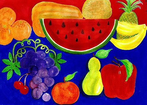 Mais frutas