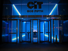 Blue 505 CIT Group (Ernst Moeksis) Tags: new york city nyc newyorkcity blue newyork glass night hall office neon manhattan bank lehman peek nightview avenue sec financial crisis banks banking bluelight nyse 505 fifth finance assets washingtonmutual neonlight bankrupt debt cit generalmotors citgroup shares worldcom nightguard nightoffice chapter11 newyorknight securitiesandexchangecommission lehmanbrothers citus citbank creditcrunch moeksis glassoffice financialcity debtholders jeffreypeek citnewyork citbankruptcy citbankrupt citgroupinc citmanhattan citshares