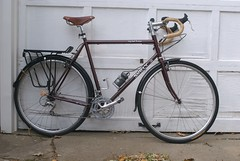 surly lht built up (gustavosal) Tags: bike surly touringbike longhaultrucker surlylht