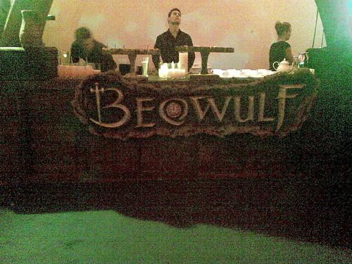 Beowulf bar