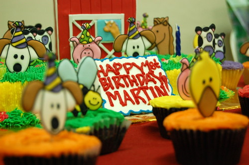 Martin's cake by Marta