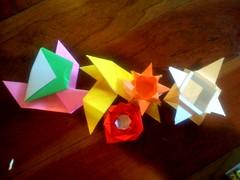 Cole's origami