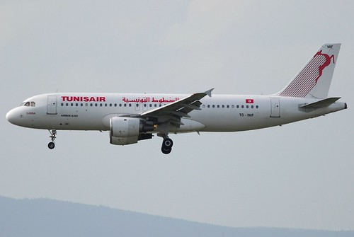 Tunisair desde Bilbao