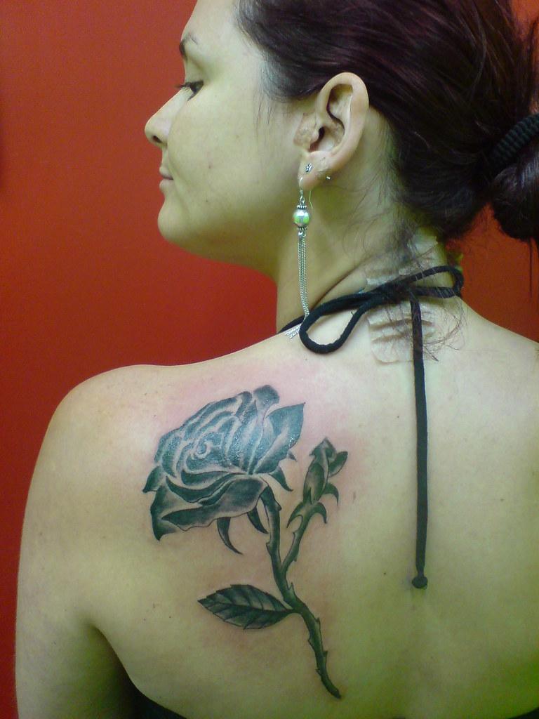 tatuajes en el cuerpo de  mujeres