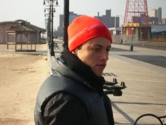 CIMG2595 (niiunia) Tags: beach joseph coneyisland model alanna director dunja tampico troublemakers pacici
