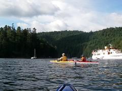 IMGP5645 (spuzzum42) Tags: k kayak victoria kayaking brentwoodbay todinlet