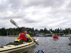 IMGP5910 (spuzzum42) Tags: kayak victoria kayaking brentwoodbay todinlet