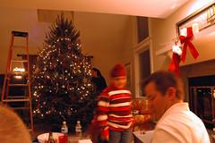 Coming back for more (Koala-Bear) Tags: boy usa decoration maryland keith potomac joes 2007 christmastreedecorations