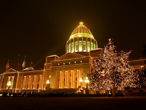 Foggy Capitol