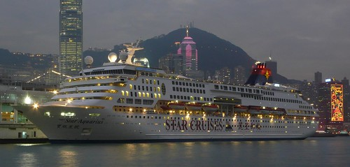 Hong Kong - Star Aquarius