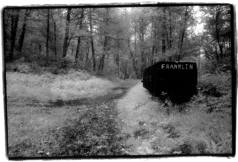 Franklin mine cart IR