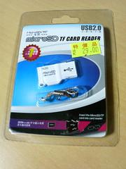microSD TF CARD READER