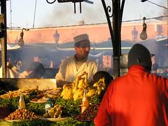 . (hamitravel) Tags: marrakech djemaaelfna