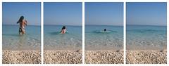 Diving for Dummies - in four easy steps (tashenka) Tags: croatia tash bra