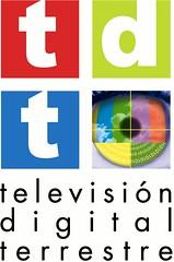 El logotip de la TDT