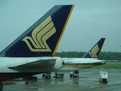 Singapore Airlines' 9V-SWJ: Boeing 777-300(ER)