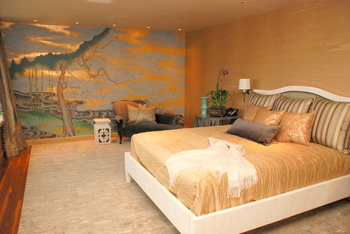 Master Bedroom by Whitehouse Builders.