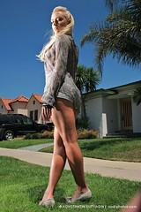 Hot summer in L.A., CA (Konstantin Sutyagin) Tags: california summer portrait woman hot girl fashion la losangeles glamour strobist