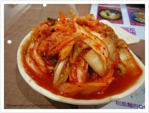 博多拉麵泡菜